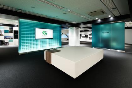 高松建設 東京本店 ショールーム