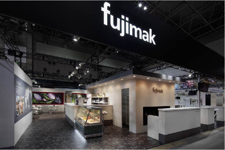 HCJ 2019 Japan Food Service Equipment Show - Fujimak booth