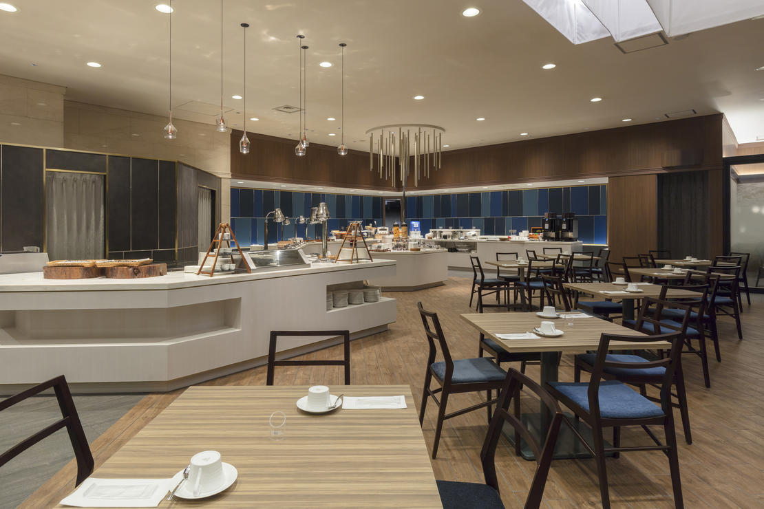 Palace Hotel Omiya - 1st floor restaurant