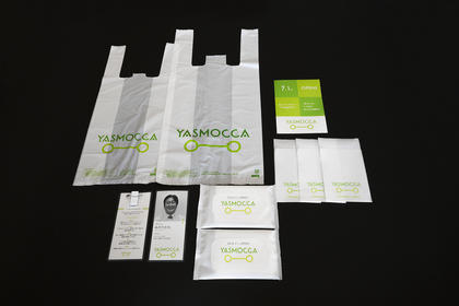 YASMOCCA PAブランドデザイン セールスプロモーション