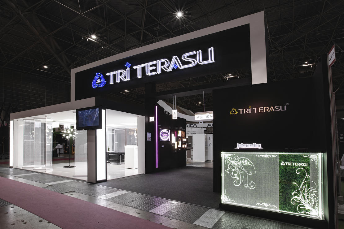 JAPAN SHOP 2013 - Tri Terasu booth