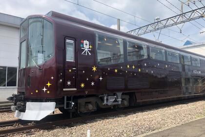 近鉄団体列車「楽」