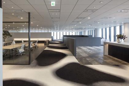 VASILYオフィス新装工事