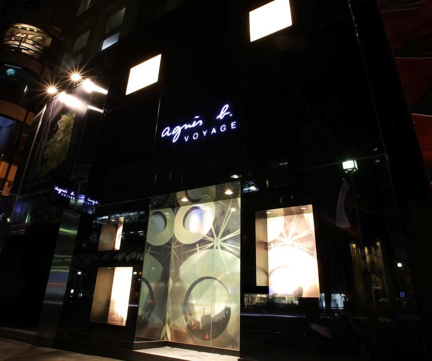 アニエス.b VOYAGE表参道店新装工事
