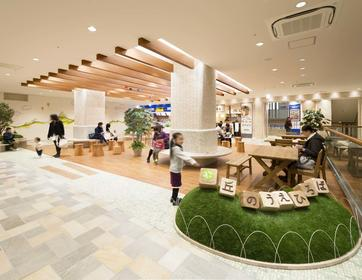 Keio Seiseki Sakuragaoka Shopping Center - Building C 2nd floor