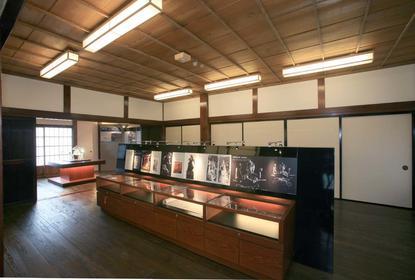 まつだい郷土資料館・収蔵庫展示工事