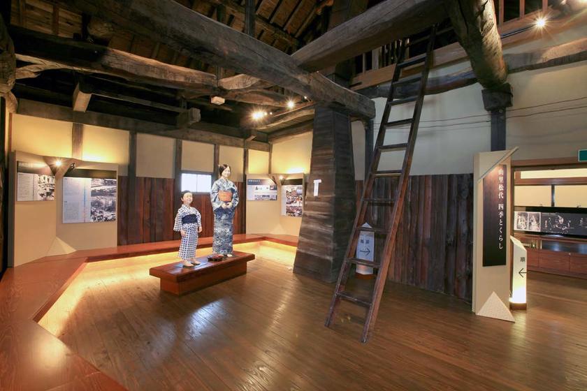 Matsudai Folk Museum - repository exhibit