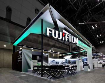 International Modern Hospital Show 2013 - Fujifilm booth