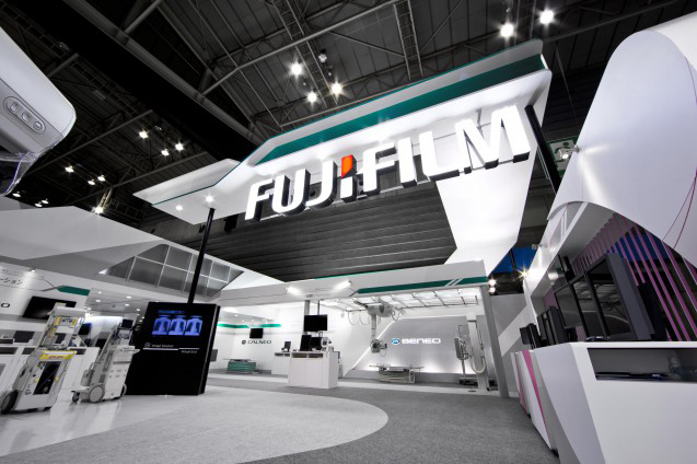 ITEM in JRC International Technical Exhibition of Medical Imaging 2014 - Fujifilm Medical booth