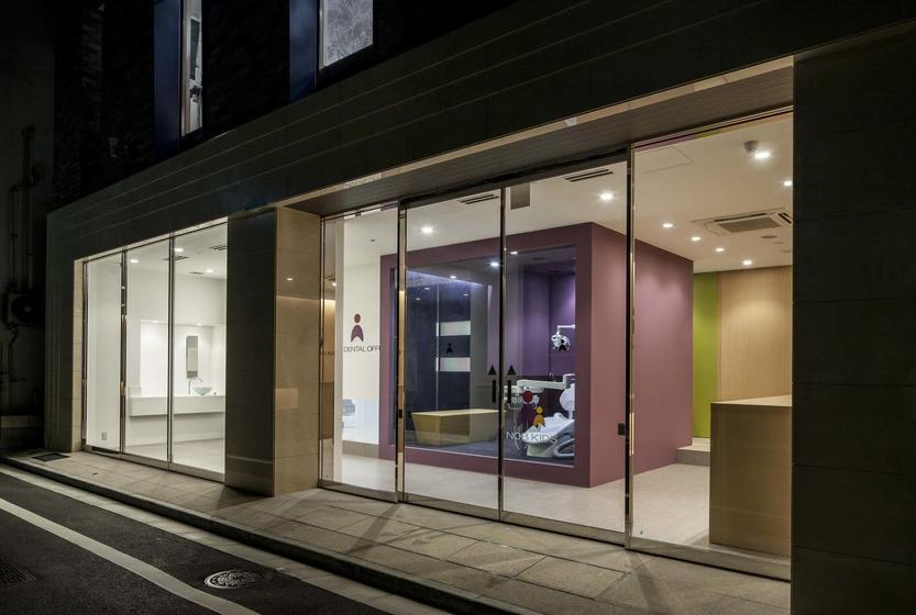 八重洲ノブデンタルオフィス新装工事