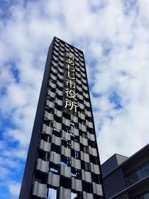 南あわじ市役所新庁舎